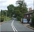 SJ8765 : A536 Macclesfield Road, Eaton by Glyn Drury