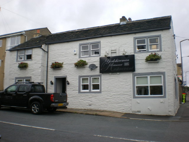 The Yorkshireman Restaurant, Towngate, Hipperholme