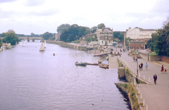 River Thames at Richmond (2)