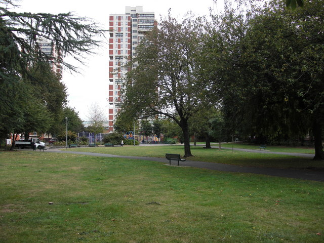 King George's Fields - Lower Road, Rotherhithe, SE16