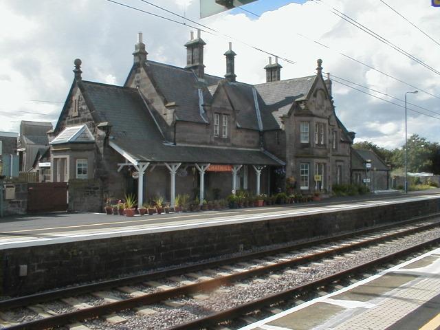 Chathill Station