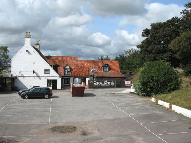 Restaurant Church Farm House Selmeston Polegate East Sussex Bn