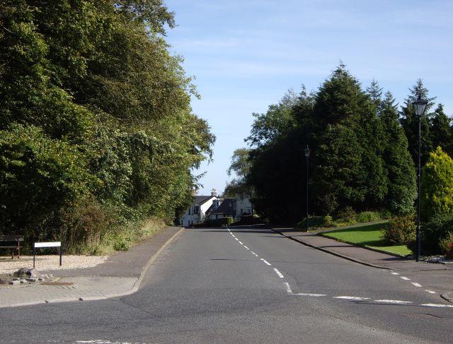 Townhead, Montgomery Street