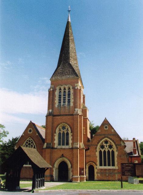 Holy Trinity, Hawley