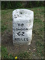 TL2175 : Old Milestone by Keith Evans