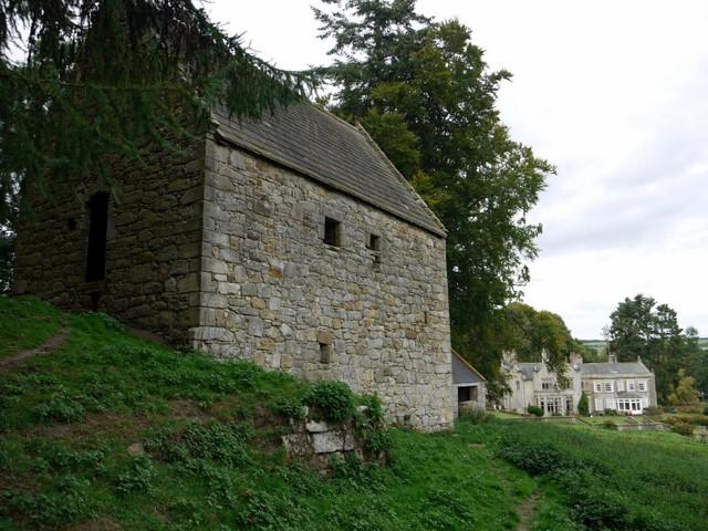 Woodhouses Bastle, Holystone Grange