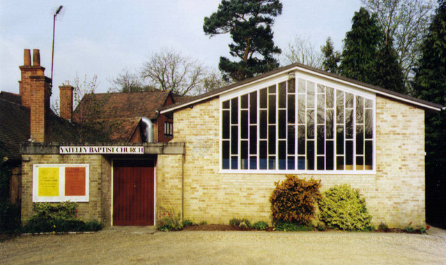 Yateley Baptist Church