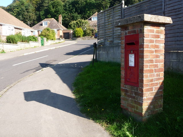Bridport: postbox № DT6 90, Victoria Grove