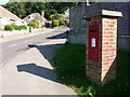 SY4693 : Bridport: postbox № DT6 90, Victoria Grove by Chris Downer