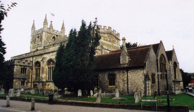 St Michael, Basingstoke