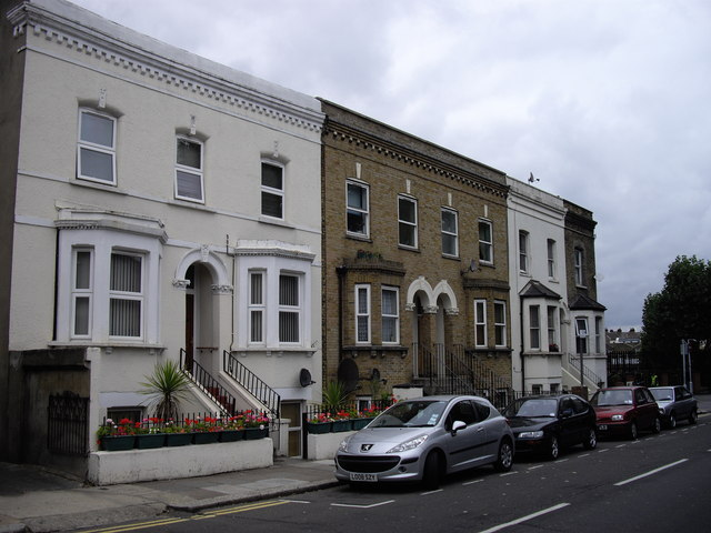 Houses in Daneville Road