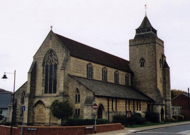 All Saints, Basingstoke