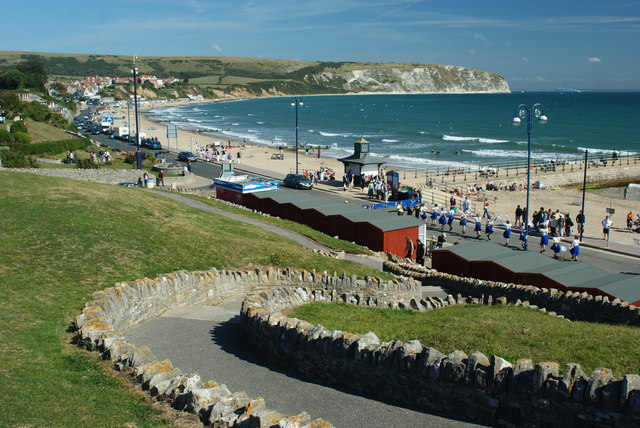 View Towards Swanage Bay