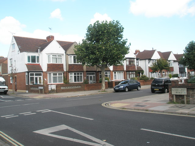 Crossroads of Kirby and Lyndhurst Roads