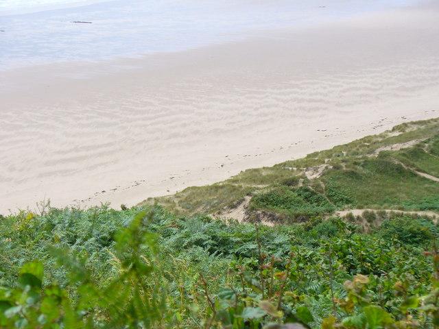 Oxwich Bay Sands