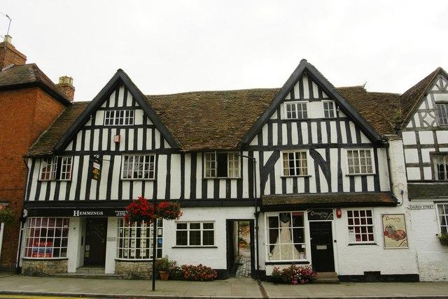 Period building, Alcester