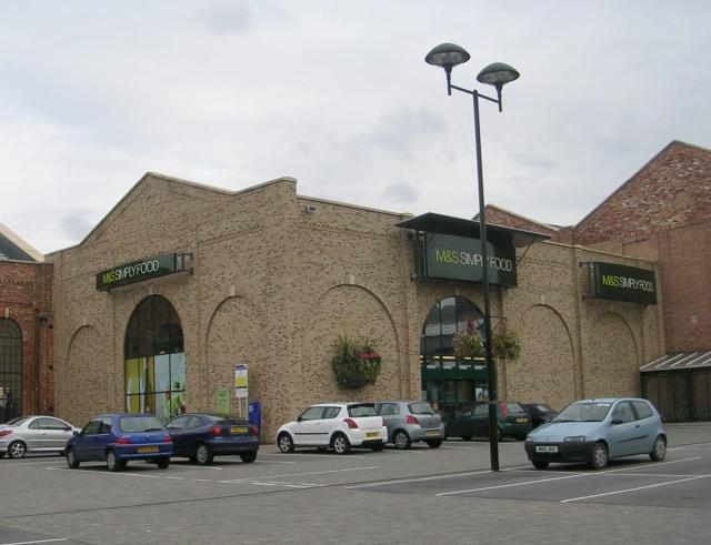 M & S Simply Food - Marshall's Yard