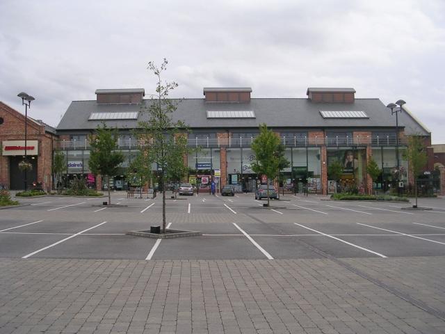 Marshall's Yard Retail Complex