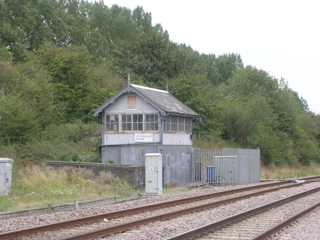 Gainsborough Central Signal Box