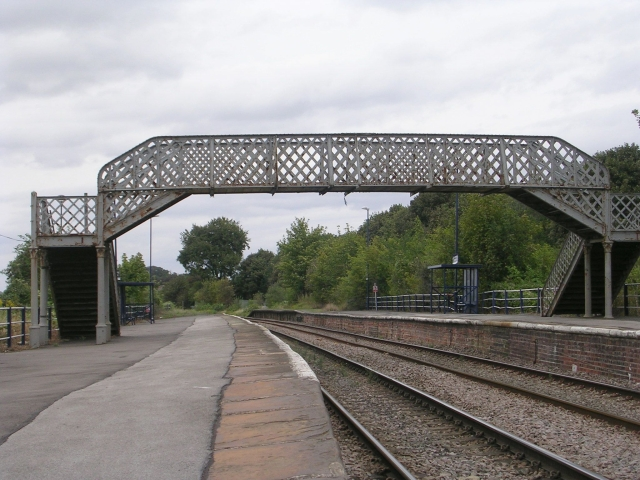 Gainsborough Central Station