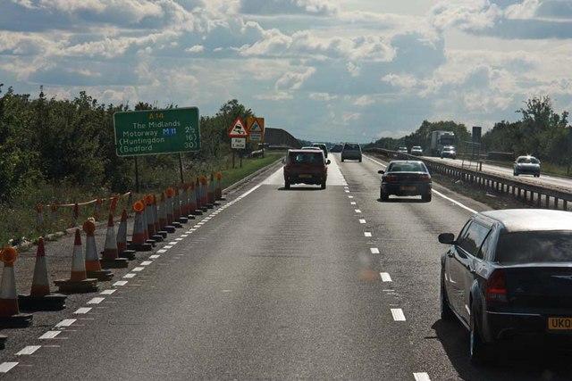 A14 road