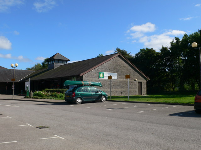 Tourist Information Centre at Bala