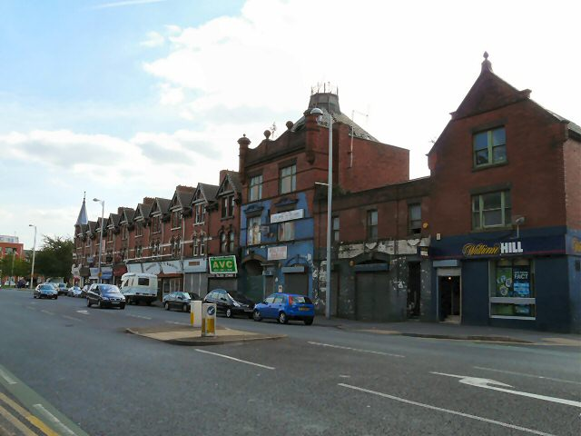 Stockport Road, Ardwick