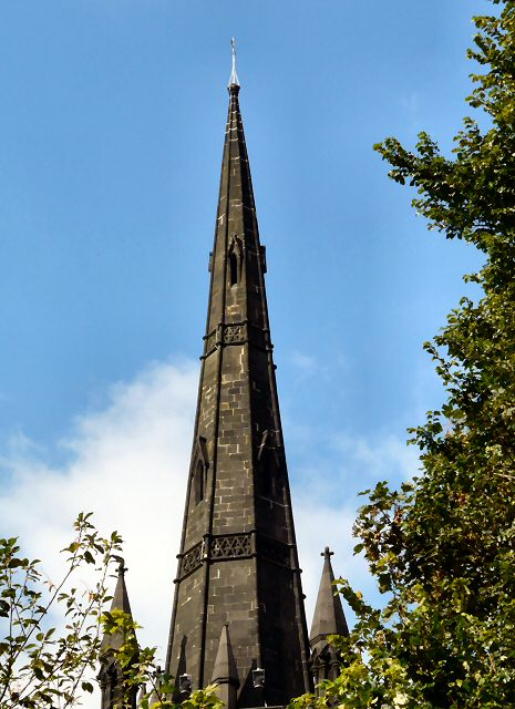 Christ Church Spire