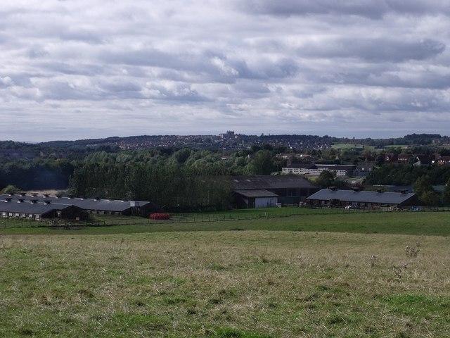 Kilt Farm and Cumbernauld