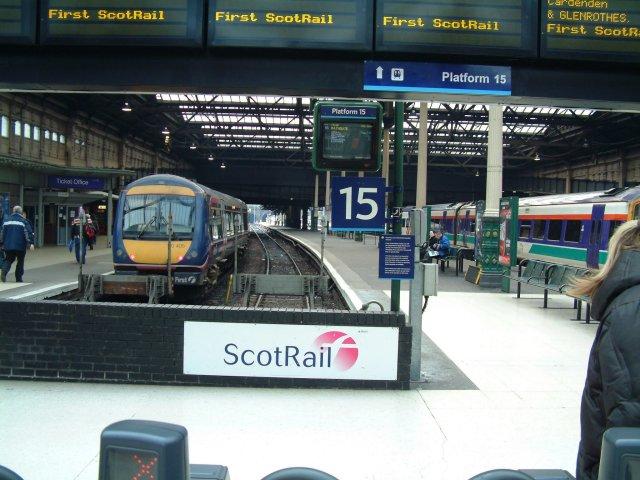 Platform 15