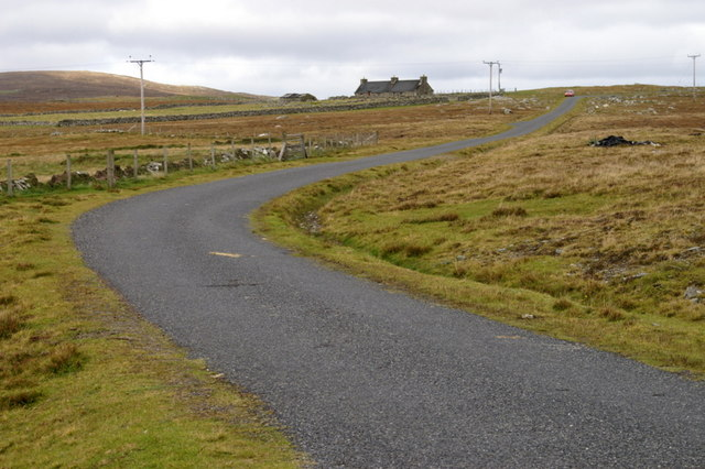 The road to Hannigarth, Uyeasound