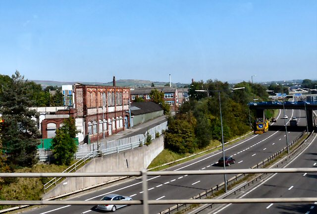 Mary Street and the M67