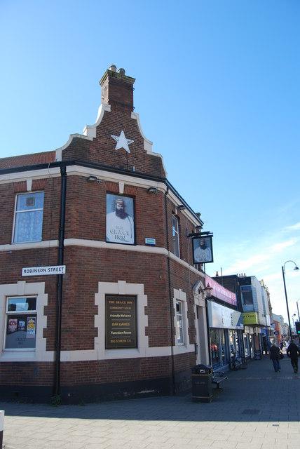 The Grace Inn, Shields Rd, Byker