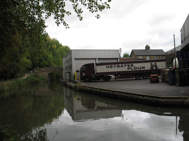 Wendover Arm at Gamnel Wharf