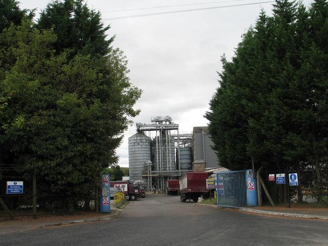 Heygates Flour Mill, Tring