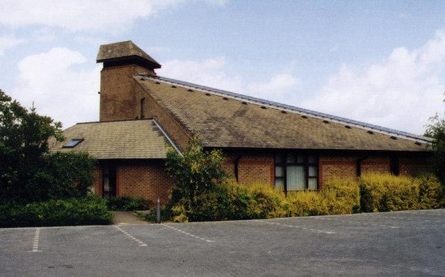 St Mark, Kempshott, Basingstoke