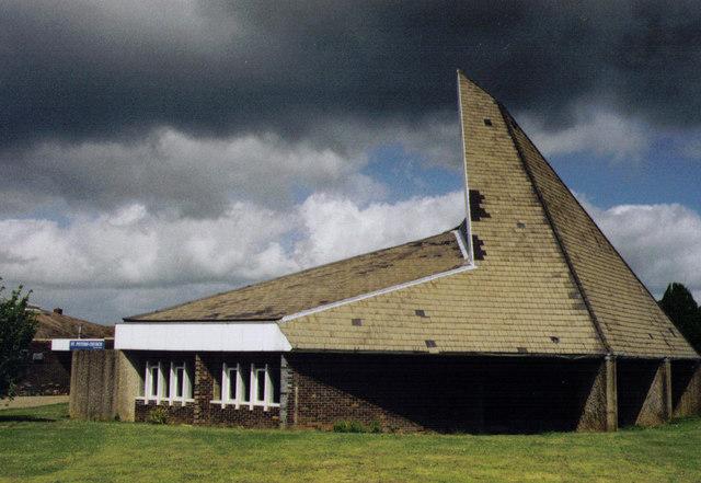 St Peter, South Ham, Basingstoke
