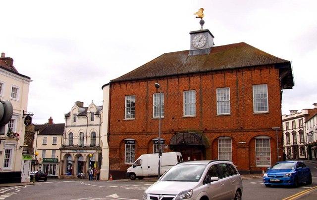 Buckingham Town Hall