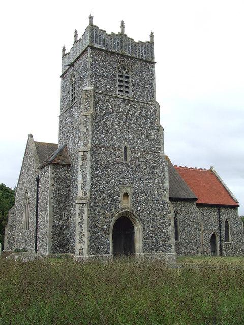 St Mary Gosbeck