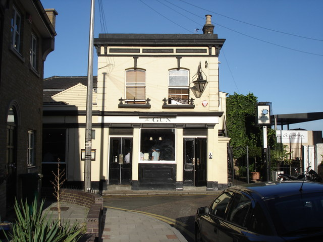 The Gun - pub and restaurant