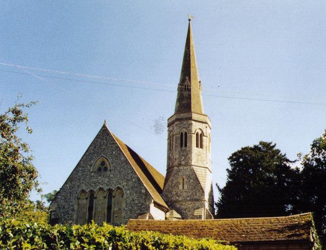 St Stephen, Baughurst