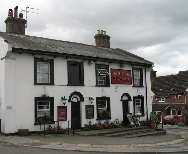 The Pheasant, Tring.