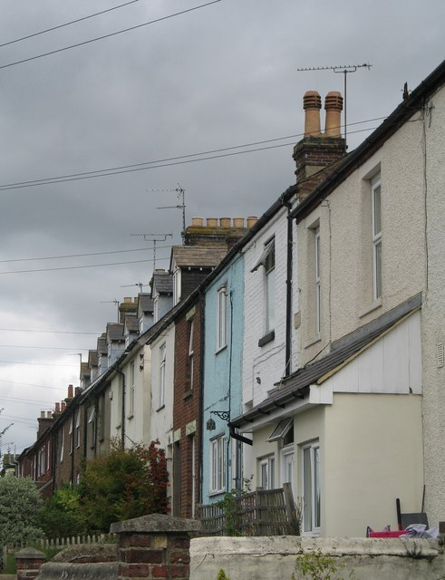 Terraced Houses in Tring.