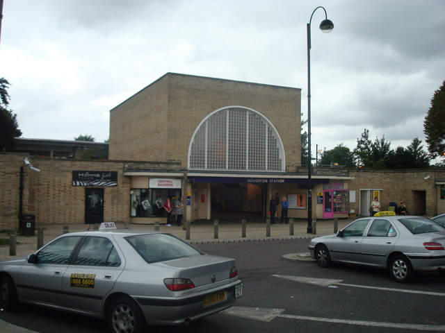 Loughton Underground Station