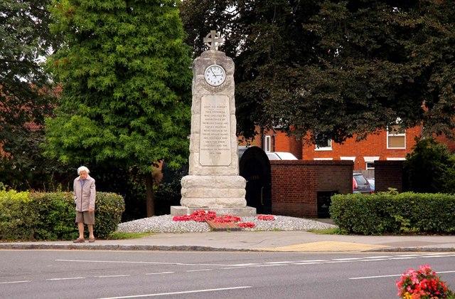 Woburn Sands War Memorial