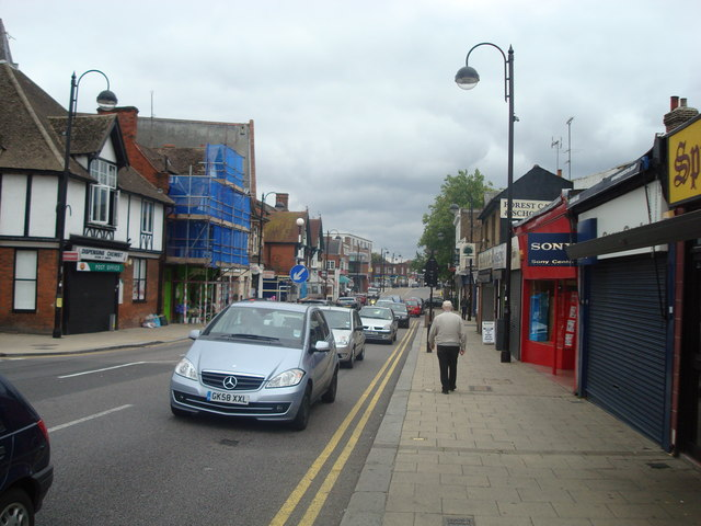 High Road, Loughton