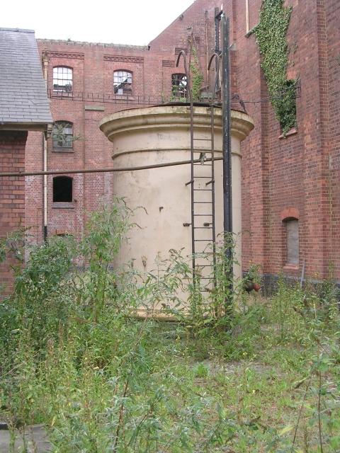 Water Tank - Sleaford Maltings