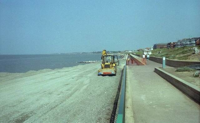 A little bit of coastal engineering at Lee Beach (1)