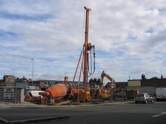 Development Site, Delamere Street