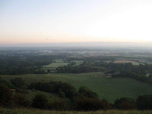 Low Weald at Dawn